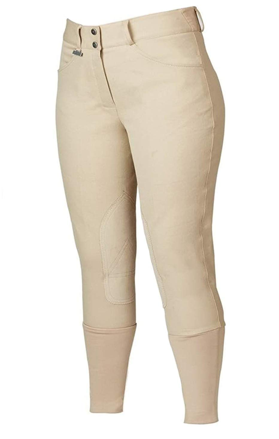 Dublin Active Shapely Euro Seat Breeches Curvy Fit