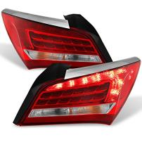 For 2014 2015 2016 Buick LaCrosse LED Driver Left & Passenger Right Side Taillights 14 15 16 Pair Sets