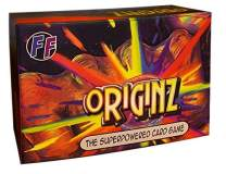 Originz - The Superpower Card Game