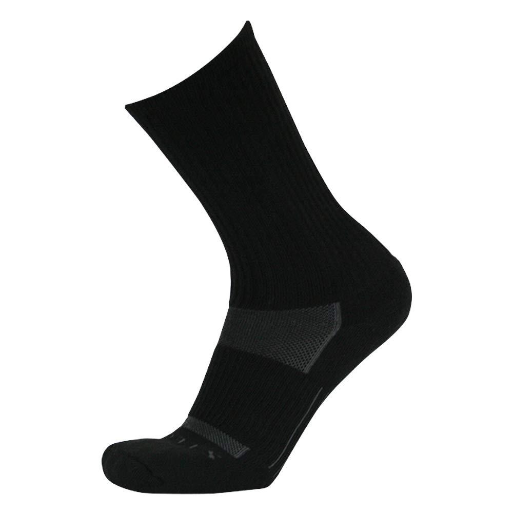 Stego StrideTec Performance Crew Socks, Medium Cushion – Unisex