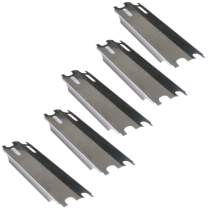 Votenli S9703A (5-Pack) Stainless Steel Heat Plate Replacement for Kenmore 141.16324