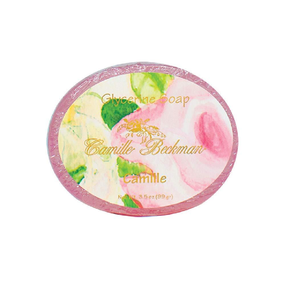 Camille Beckman Glycerine Bar Soap, Camille, 3.5 oz
