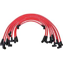 Dragon Fire ULTRA LOW 150 Ohm per/ft. Race Series SBC BBC High Performance 10.2mm Ignition Spark Plug Wire Set Compatible Replacement For HEI 283 305 307 327 350 383 396 400 427 454 Oem Fit PW350-DF