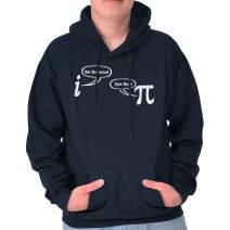 Rational Real Pi Pie Number Math Nerd Geeky Hoodie