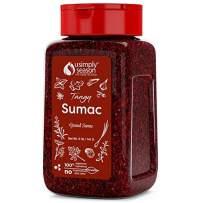USimplySeason Sumac Spice (Tangy Powder, 5 Ounce)