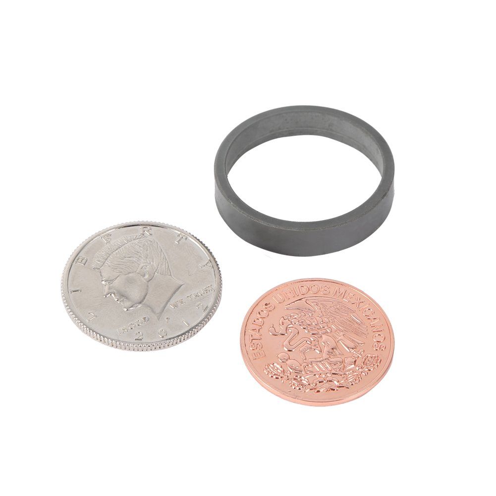 Walfront Magic Coins, Scotch and Soda Magic Trick Money Set, Professional Magician Ridge Scotch Soda Coins Tricks Close-Up