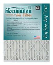 Accumulair FC18X20A_4 MERV 6 Rating Air Filter/Furnace Filters, 18x20x1 (Actual Size) - 4 pack