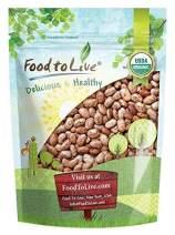 Organic Pinto Beans, 1 Pound - Non-GMO, Kosher, Bulk