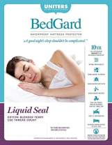 BedGard 10-Year Mattress Protection Twin XL (B)