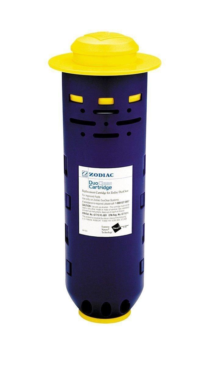 New ZODIAC NATURE 2 W28001 DuoClear Cartridge Inground Swimming Pool 35 K Gallon