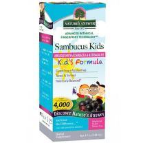 Natures Answer Liq Sambucus Kids Frmla