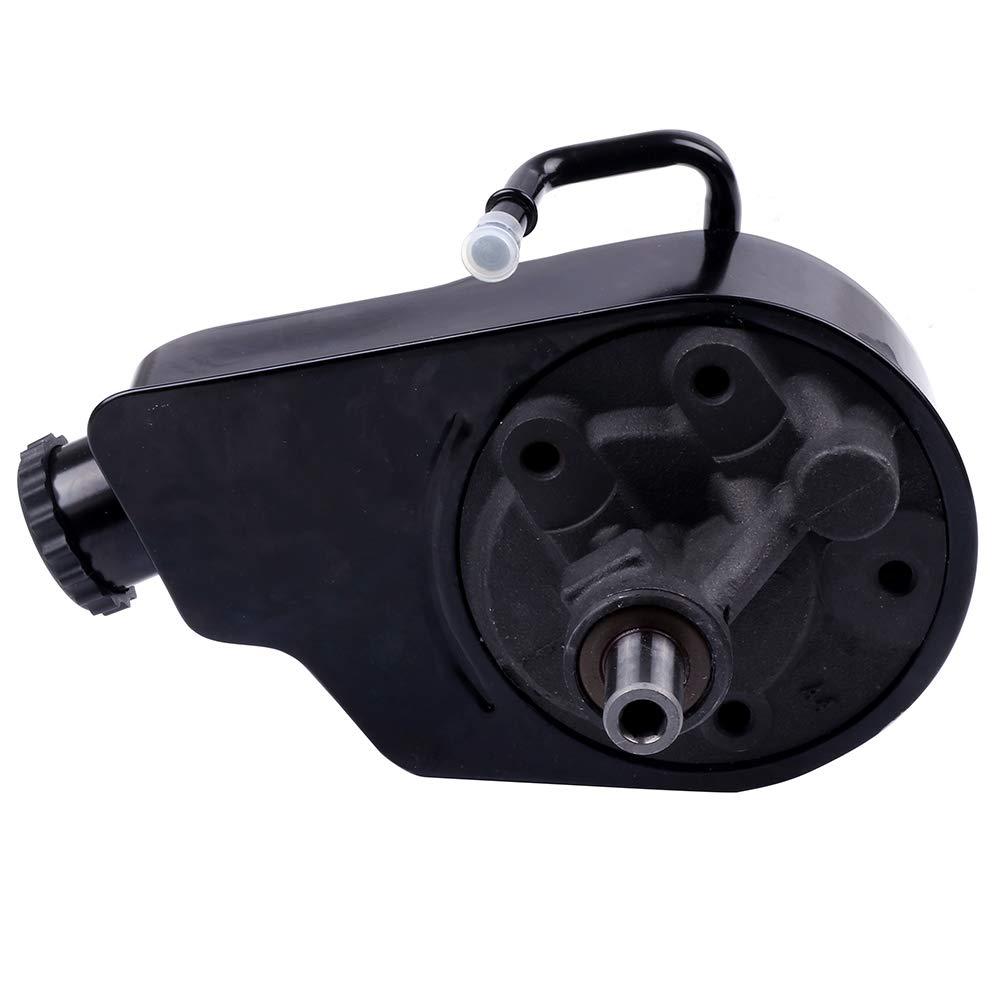 ECCPP 20-8704 Power Steering Pump Power Assist Pump Fit for 02 03 Cadillac Escalade, 02 03 Chevrolet Avalanche, 00 01 02 03 Chevrolet Suburban 1500, 00 01 02 03 GMC Yukon XL 1500