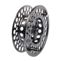 Fairiland Fly Fishing Reel or Spare Spool Large Arbor 2+1 BB with CNC-machined Aluminum Alloy Body 3/4 5/6 7/8 9/11 Weight Left Right Hand Exchange