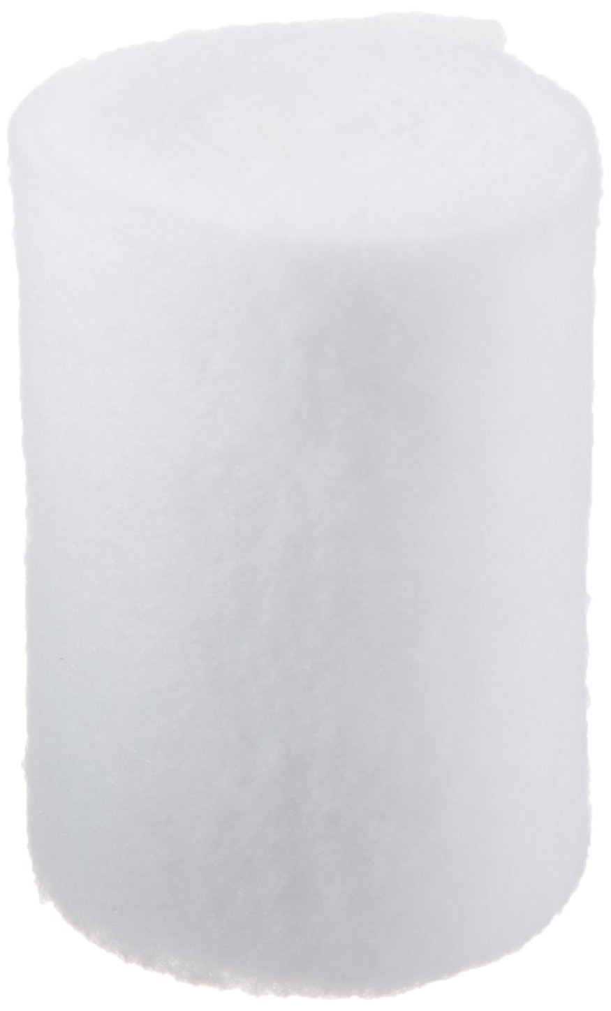 """Rolyan Synthetic Cast Padding, 4"""" Wide, 4 Yards, 12 Rolls, Joint Shaping Wrap, Water Resistant Pre-Casting Wrap for Preventing Skin Maceration, Undercast Padding, Cast Padding, Medical Tape"""