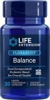Life Extension Florassist Probiotic 30 Vegetarian Capsules
