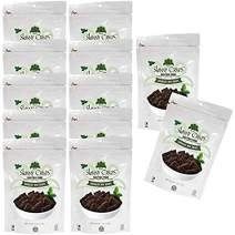 Skinny Crisps Chocolate Mint Gluten Free Crackers (Pack of 12)