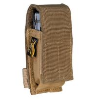 Atlas 46 AIMS Suspender Attachment Multi Tool Pouch, Coyote   Hand crafted in the USA