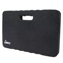 "Dimple Thick Kneeling Pad | Kneelers for Gardening | Kneeler for Work | Garden Pad & Bathtub Kneeling Pad for Baby Bath | Kneeler Pad for Exercise & Yoga (XL) 17.8 x 11, Thickest 1-½""(Single, Black)"