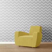 Chevron Wall Stencil | DIY Home Decor Stencils | Paint Stencil for Walls, Furniture, Floors, Fabric