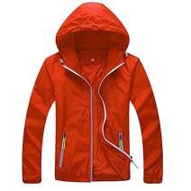 Panegy Unisex Windbreaker Jacket Hoodie Skin Coat Reflective Quick Dry Outdoor