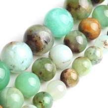 Love Beads Natural Australian Jade Round Stone Beads 8mm 15inches Beads for Jewelry Making