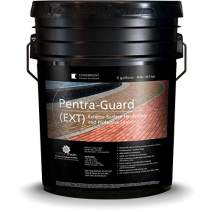 Pentra-Guard (EXT) | Exterior Surface Hardening and Protective Sealer (5 Gallon Pail)