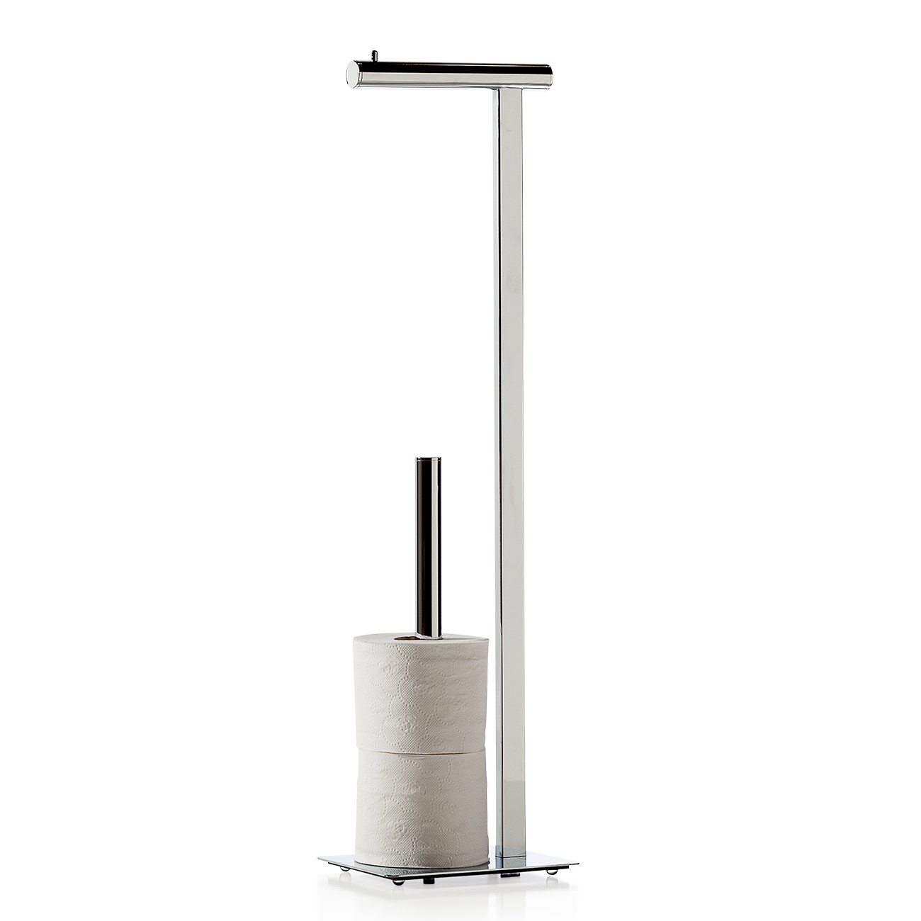 Torre & Tagus 950145 Pacific Spa Free Standing Toilet Paper Holder