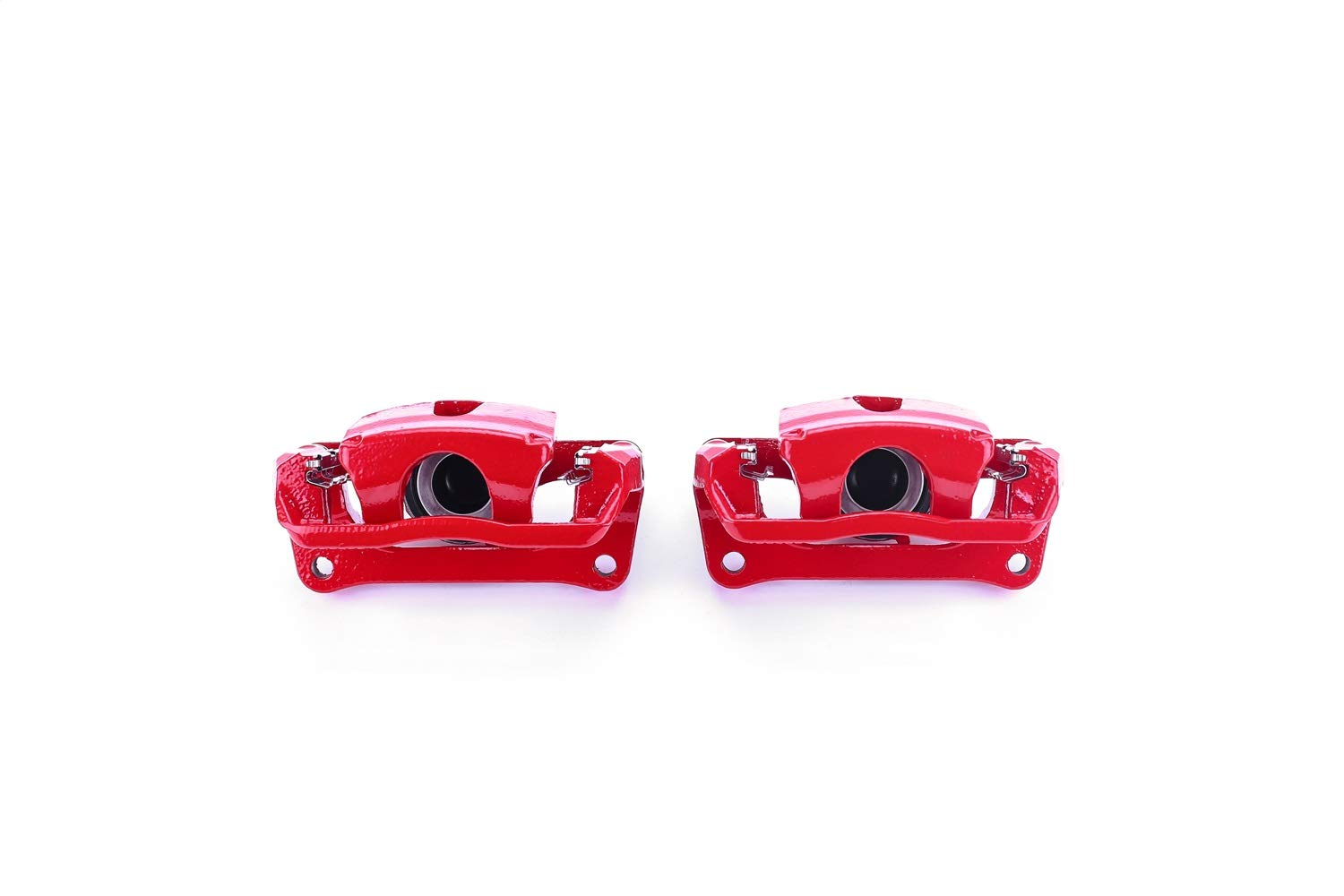 Power Stop S5396 Red Powder-Coated Performance Caliper