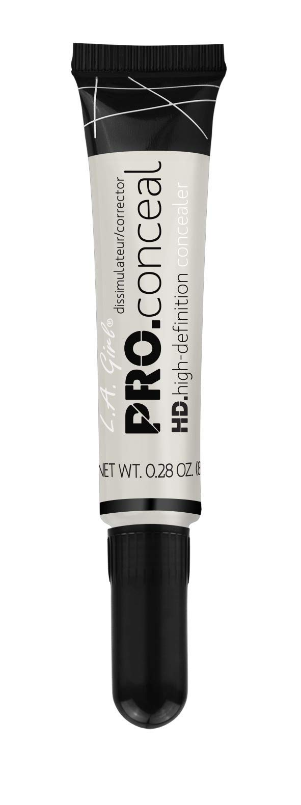 L.A. Girl Pro Conceal HD Concealer, Highlighter, 0.28 Ounce