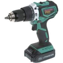 Grizzly PRO T30290X - 20V Hammer Drill Kit with Li-Ion Battery (Charger Not Included)