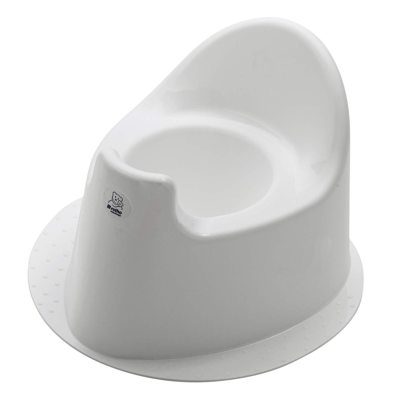 Rotho Baby Design Topline Potty, White