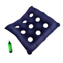 """Beyoung Inflatable Seat Cushion, Medical Air Cushion 19""""x19"""" Square Seat Breathable and Comfortable for Back Tailbone Support, Bed Sores, Pain Relieve, Wheelchair Sitting"""