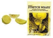 Regency Wraps RW150 Regency Stretch Wraps for Lemon Halves and Wedges Pack of 12, 12 CT