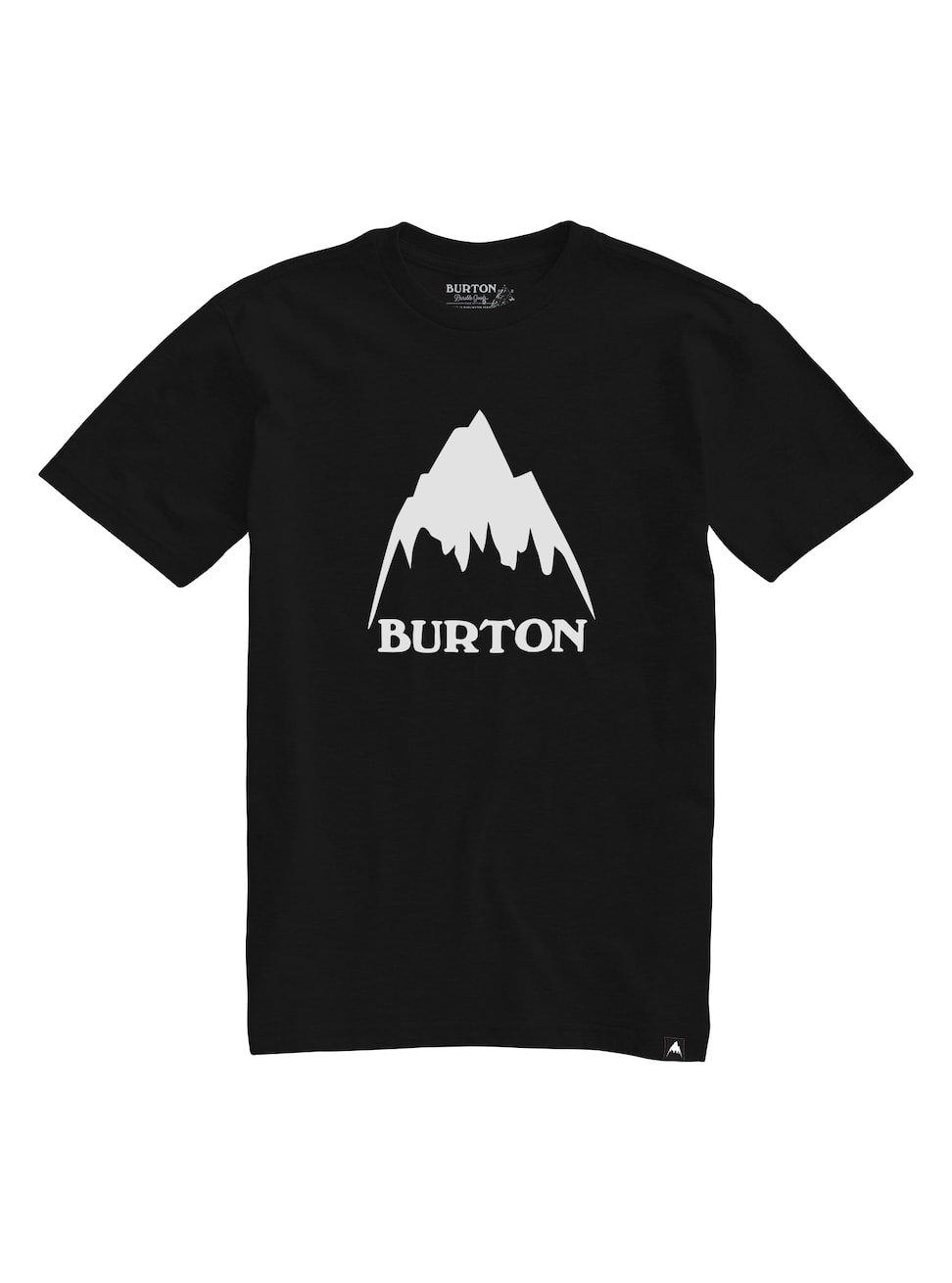 Burton Classic Mountain High Short Sleeve Athletic-t-Shirts