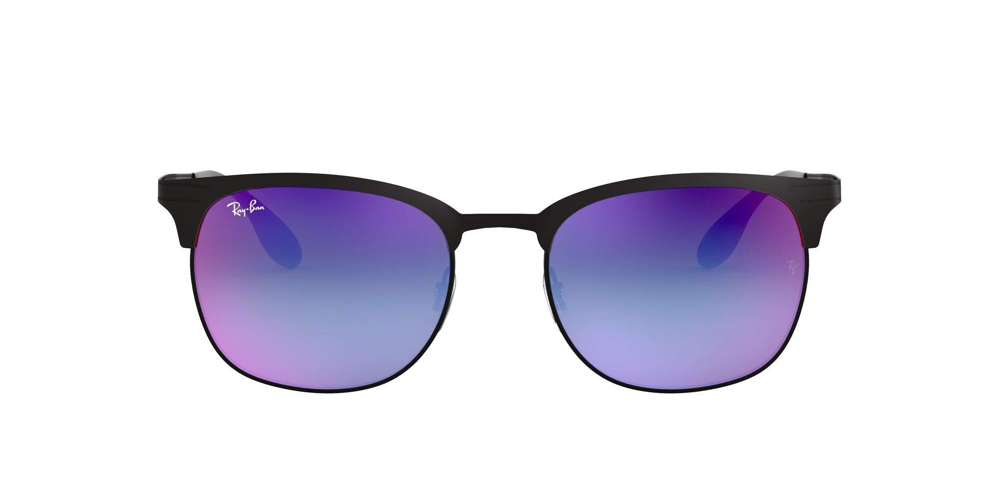 Ray-Ban unisex-adult Rb3538 Square Metal Sunglasses Square Sunglasses