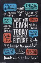 """Trends International What You Learn Wall Poster 22.375"""" X 34"""""""