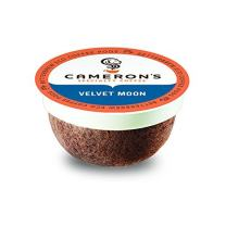 Cameron's Coffee Single Serve Pods, Velvet Moon, 12 Count (Pack of 6)