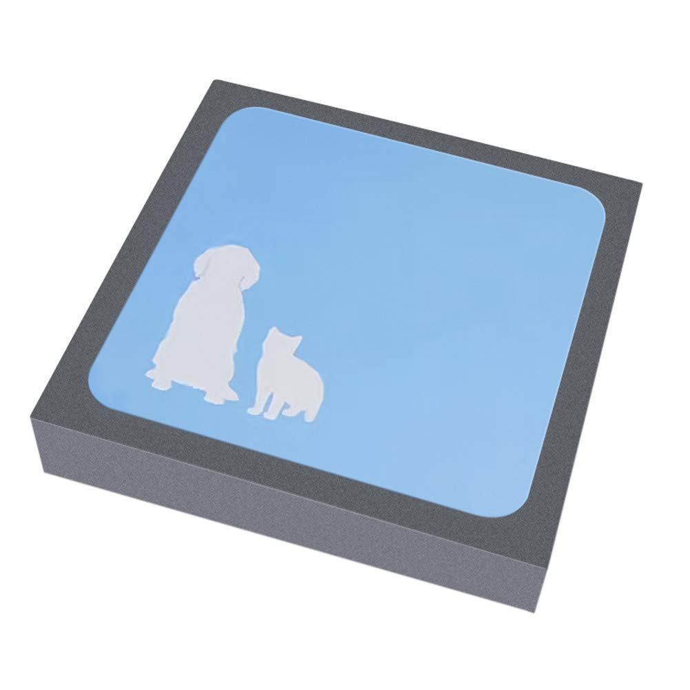 Blnboimrun Pet Hair Cleaner,Reusable Hair Fur Remover for Dogs and Cats,Foam Block for Erasing Hair on Furniture Bedding Carpet Car Seat Clothing