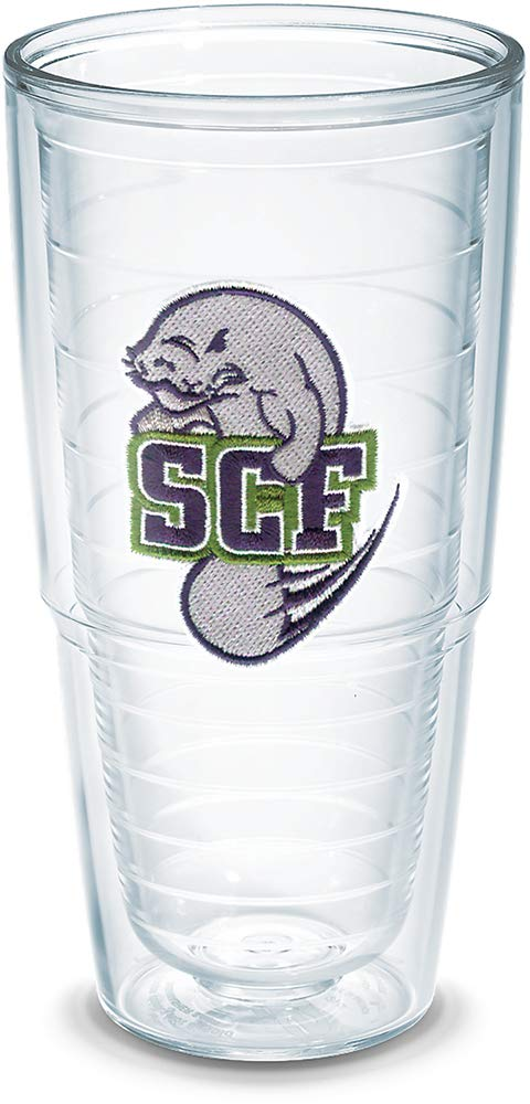 Tervis State College of Florida Emblem Individually Boxed Tumbler, 24 oz, Clear - 1049360
