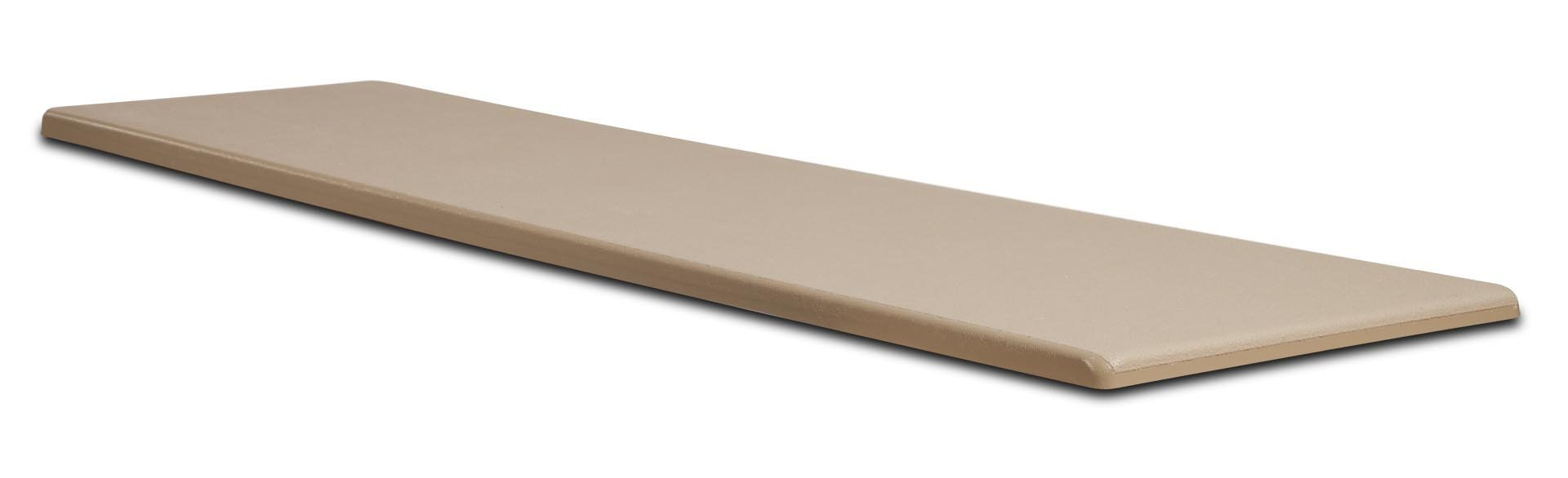 S.R. Smith 66-209-268S10T Fibre-Dive Replacement Diving Board, 8-Feet, Taupe