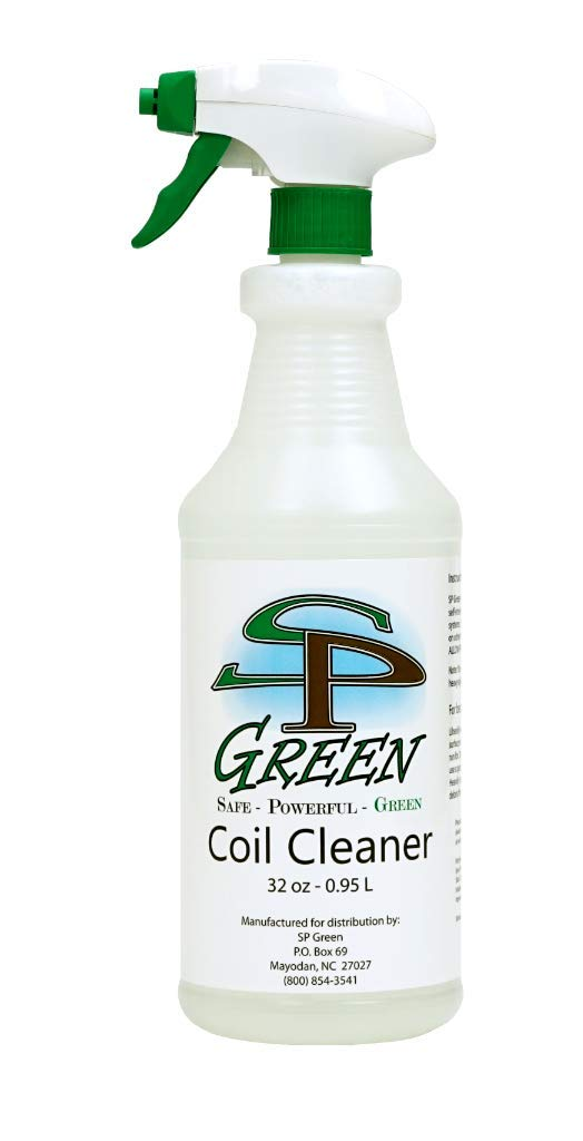 Charlie's Professional Ready-to-Use Coil Cleaner for Refrigerant Systems, 32 oz Spray Bottle