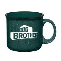 Big Brother Campfire Mug, 15 oz. (Green)