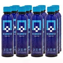 RESQWATER- Hydrating Recovery Drink With Electrolytes | For Workout and Exercise Recovery | Contains Organic & Natural Ingredients | Vitamin B, Vitamin C, Sugar Free