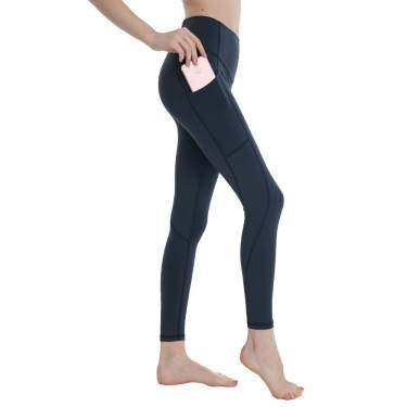Cupocupa Workout Leggings for Women with Pockets,High Waisted Yoga Pants with Pockets for Women