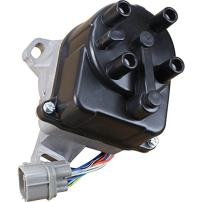 AIP Electronics Complete Premium Electronic Ignition Distributor Compatible Replacement For 1996-2001 Honda Prelude Type S JDM H22 TD-89U Oem Fit DTD89
