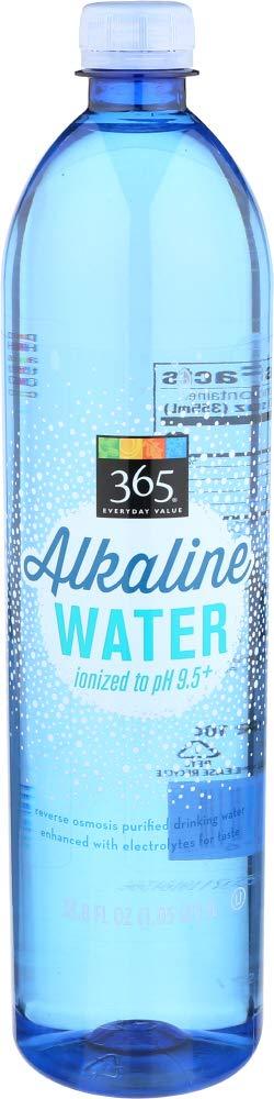 365 Everyday Value, Alkaline Water pH 9.5+, 33.8 Fl Oz