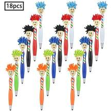 Mop Topper Pen Stylus Pen Screen Cleaner for Kids and Adults with Pen Case