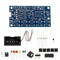 daier DIY Electronic Kits 76MHz-108MHz Stereo FM Radio Receiver PCB Wireless Module