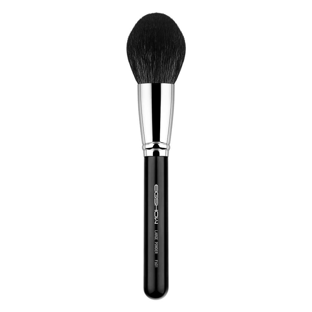 EIGSHOW Powder Brush, Kabuki Bronzer Makeup Brush for Large Coverage Loose Powder Bronzer Blush Blending Buffing (Powder Brush F601)