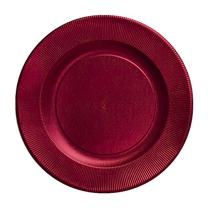 Sophistiplate 245MD2 245MD2-1 Paper Plates, Red Right